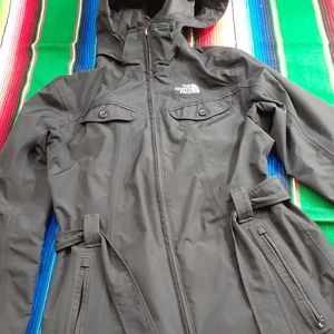 The north face womans trenchcoat